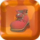 Red Work Boots